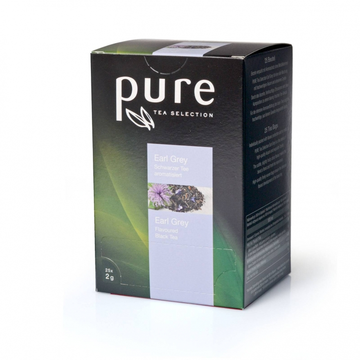 Pure Tea Selection Earl Grey 25 x 2g