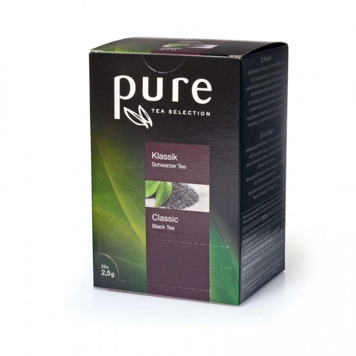 Pure Tea Selection Tchibo Pure Tea Selection Klassik Kräftig 25 x 2,5g