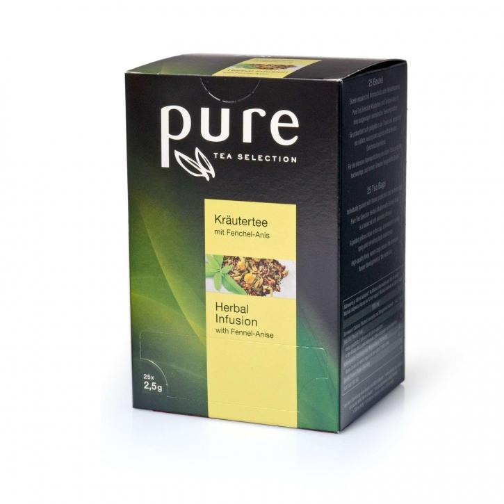 Pure Tea Selection Tchibo Pure Tea Selection Kräutertee 25 x 2,5g