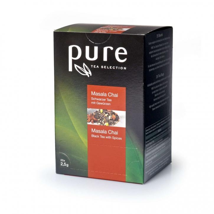 Pure Tea Selection Tchibo Pure Tea Selection Masala Chai 25 x 2,5g