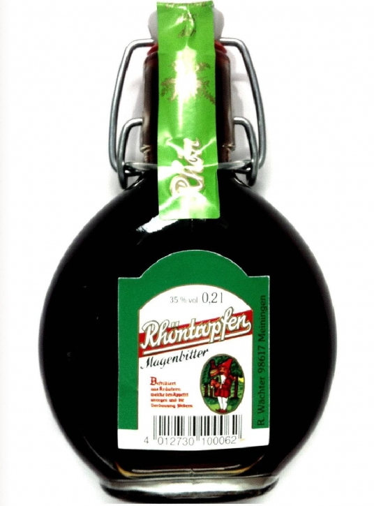 Rhöntropfen Magenbitter 0,2l Kräuterlikör 35% vol.