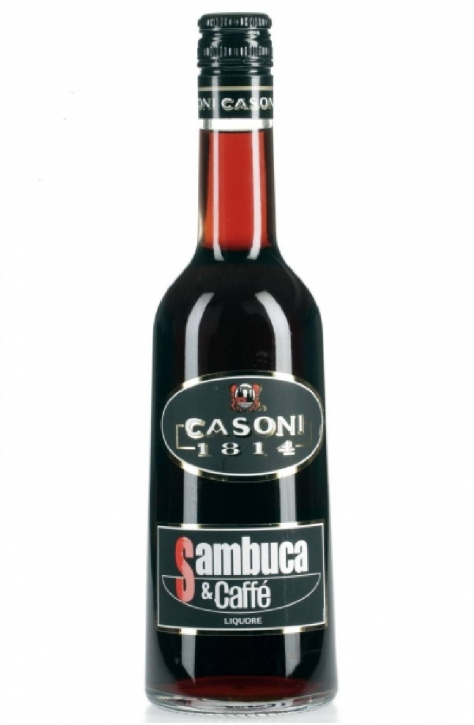 Casoni Sambuca Cafe Kaffee Likör 0,7 Ltr. Liköre