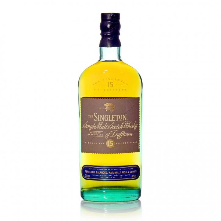 The Singleton Of Dufftown 15 Jahre 0,7 l Scotch Whisky 40%