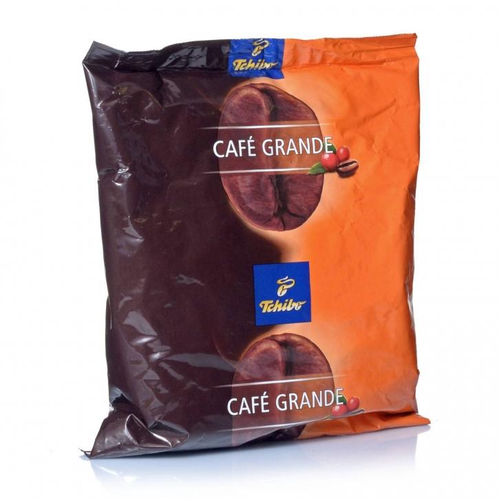 Tchibo Café Grande Kaffee ganze Bohnen 10 x 500g