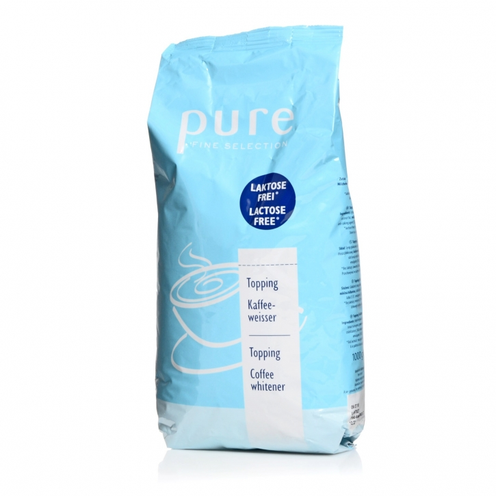 Tchibo Pure Fine Selection laktose freies Topping  1Kg Milchpulver