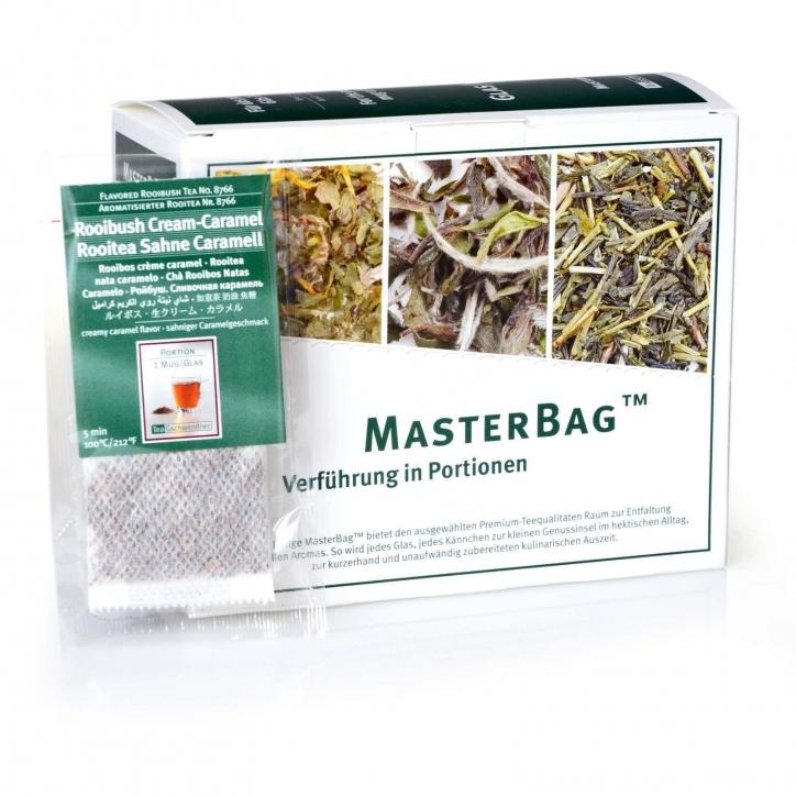 Rooitea Sahne-Caramel 25 MasterBag Gas-Portion 2,0g, 1er Pack