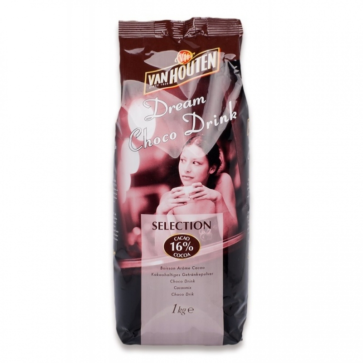 Van Houten Dream Choco Drink 10 x 1kg Cacao Cocoa Instant-Kakao
