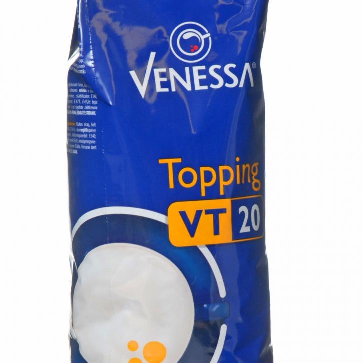 5 x Venessa VT 20 Topping 1kg Milchpulver