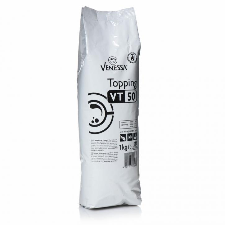 Venessa VT 50 Topping Premium Milchpulver 10 x 1 kg
