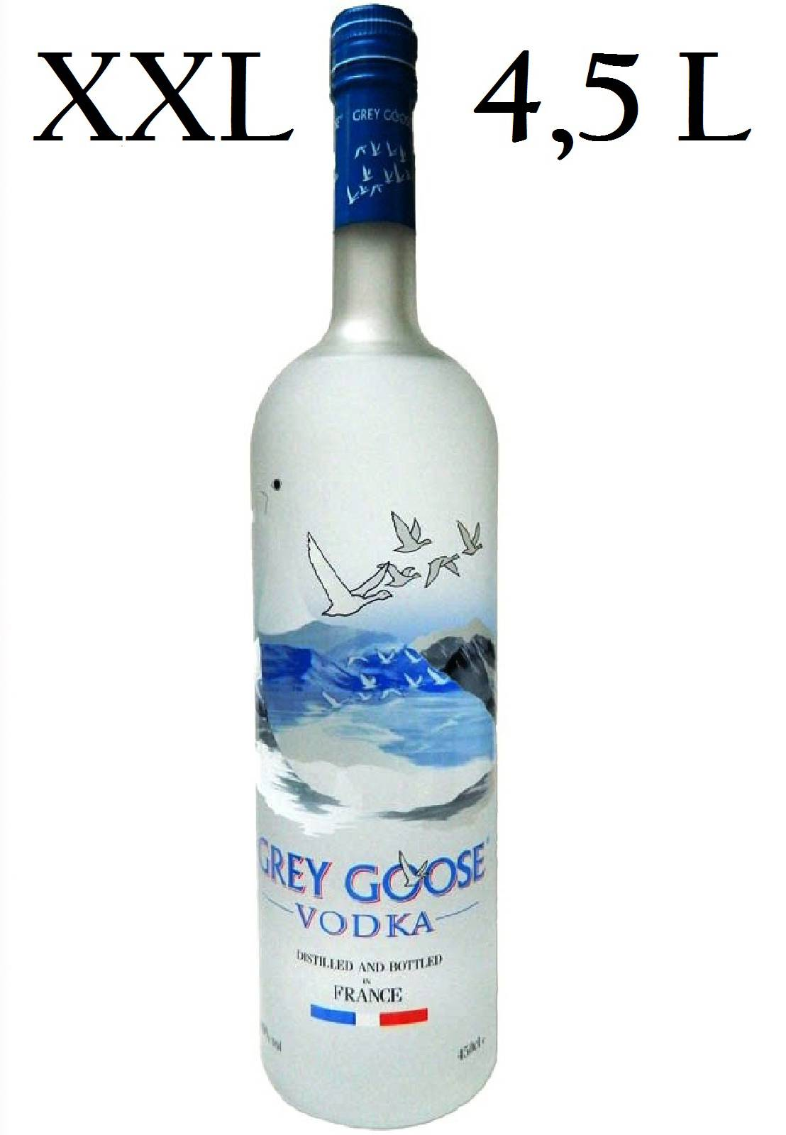 grey goose 4 5 liter namme deine shoppingwelt. Black Bedroom Furniture Sets. Home Design Ideas