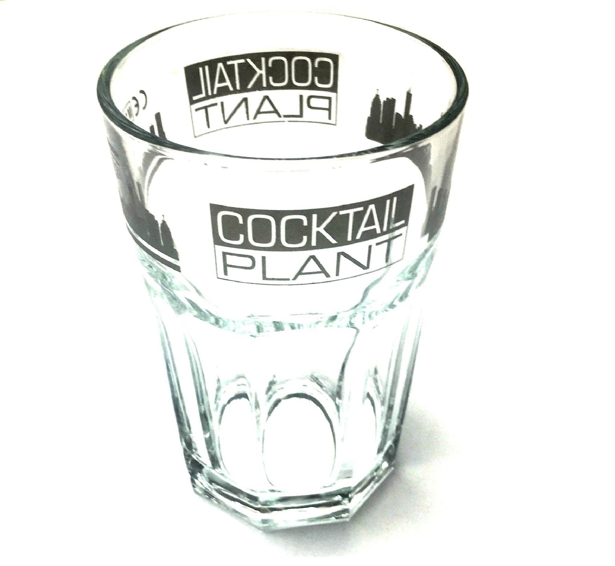 Cocktail Gläser plant glas 34cl cocktailgläser