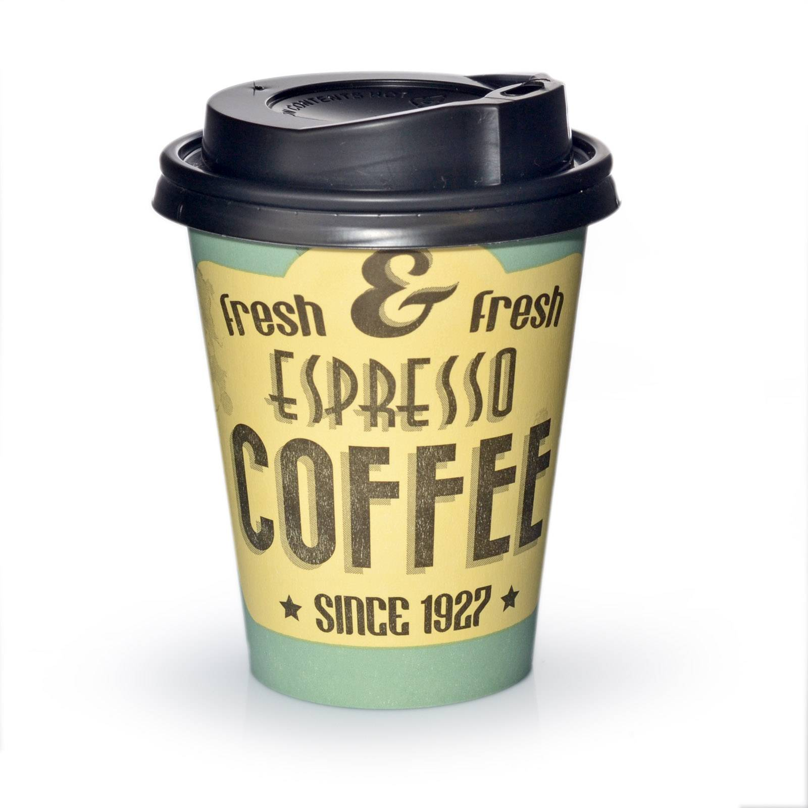 Coffee to go becher 0 2l pappbecher espresso fresh 1000 stk for Coffee to go