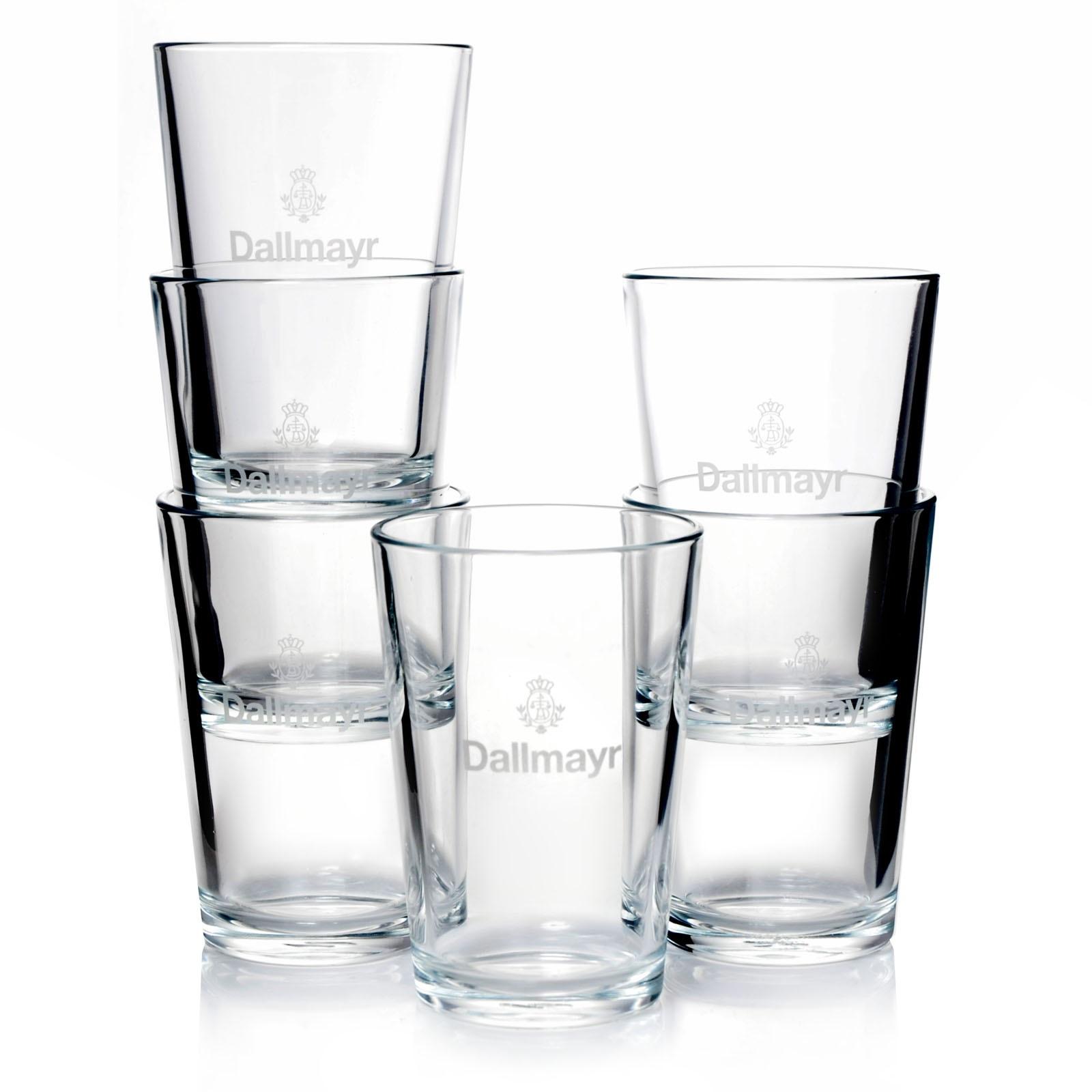 dallmayr wasserglas 0 2l kaffeegl ser nutzbar auch als latte macchiato gl ser sind edel im design. Black Bedroom Furniture Sets. Home Design Ideas