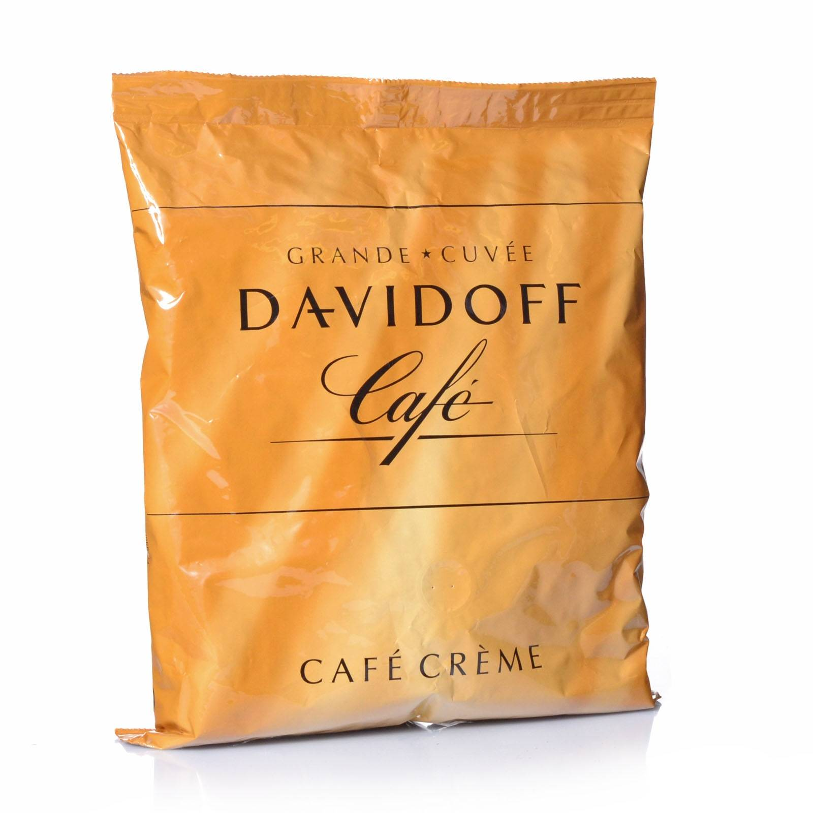 davidoff caf creme 10 x 500g kaffee ganze bohnen kaffeebohnen ebay. Black Bedroom Furniture Sets. Home Design Ideas