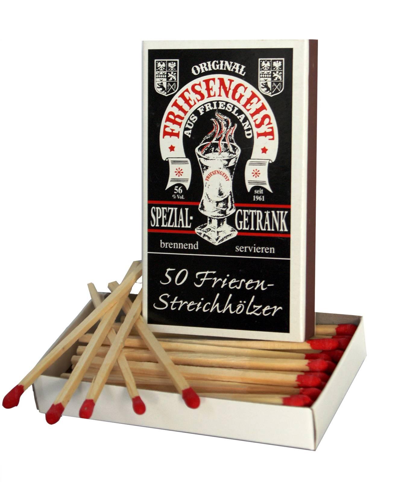 Original Zündhölzer zum Anzünden der Brennenden Spezialität aus dem ...