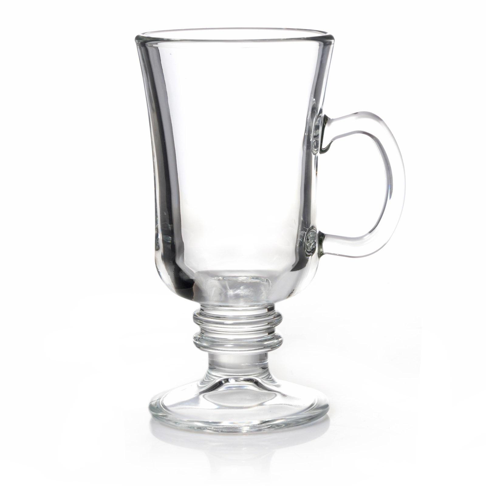 irish coffee glas mit henkel 0 24l teeglas grogglas 1stk. Black Bedroom Furniture Sets. Home Design Ideas