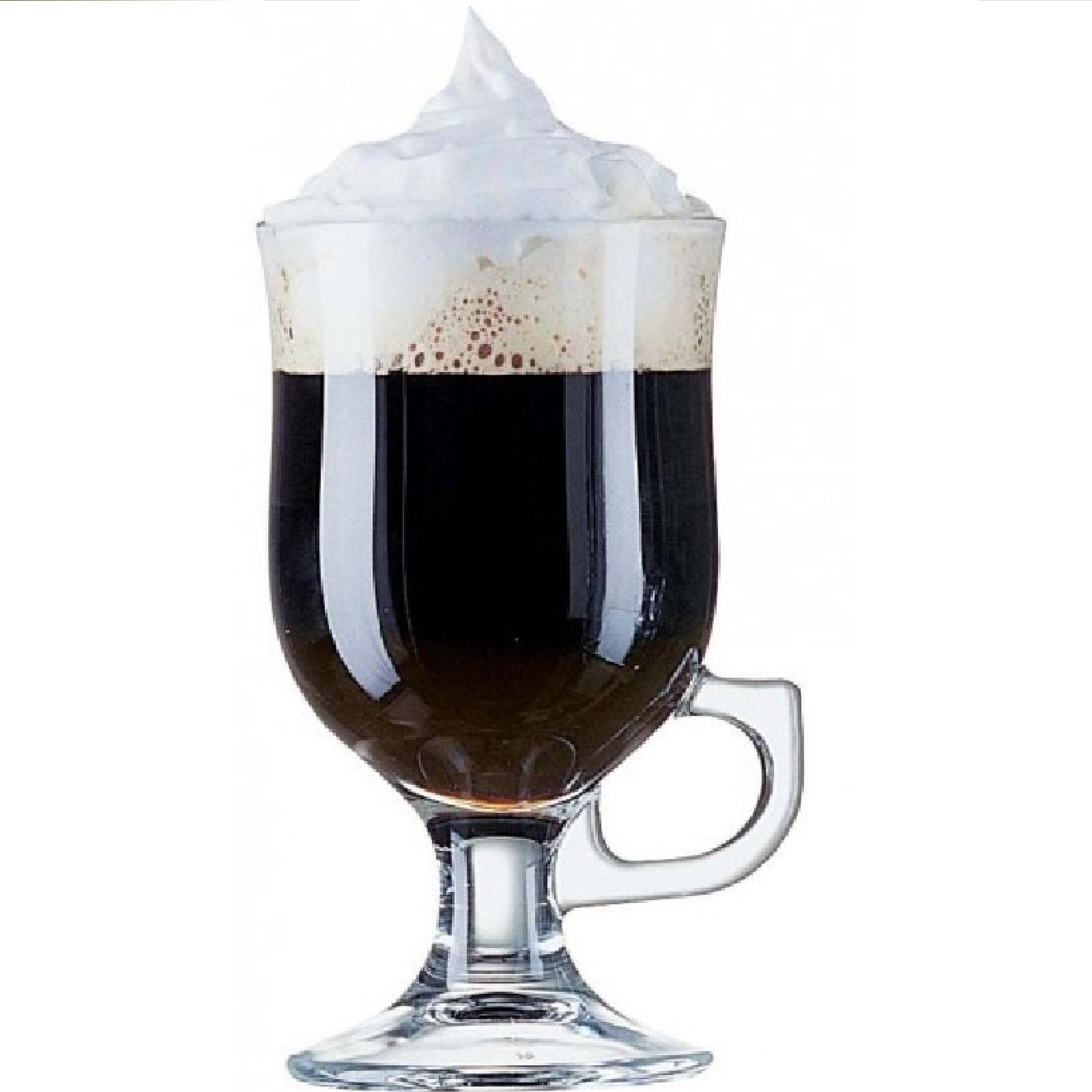 irish coffee glas mit henkel 24cl 1 stk. Black Bedroom Furniture Sets. Home Design Ideas