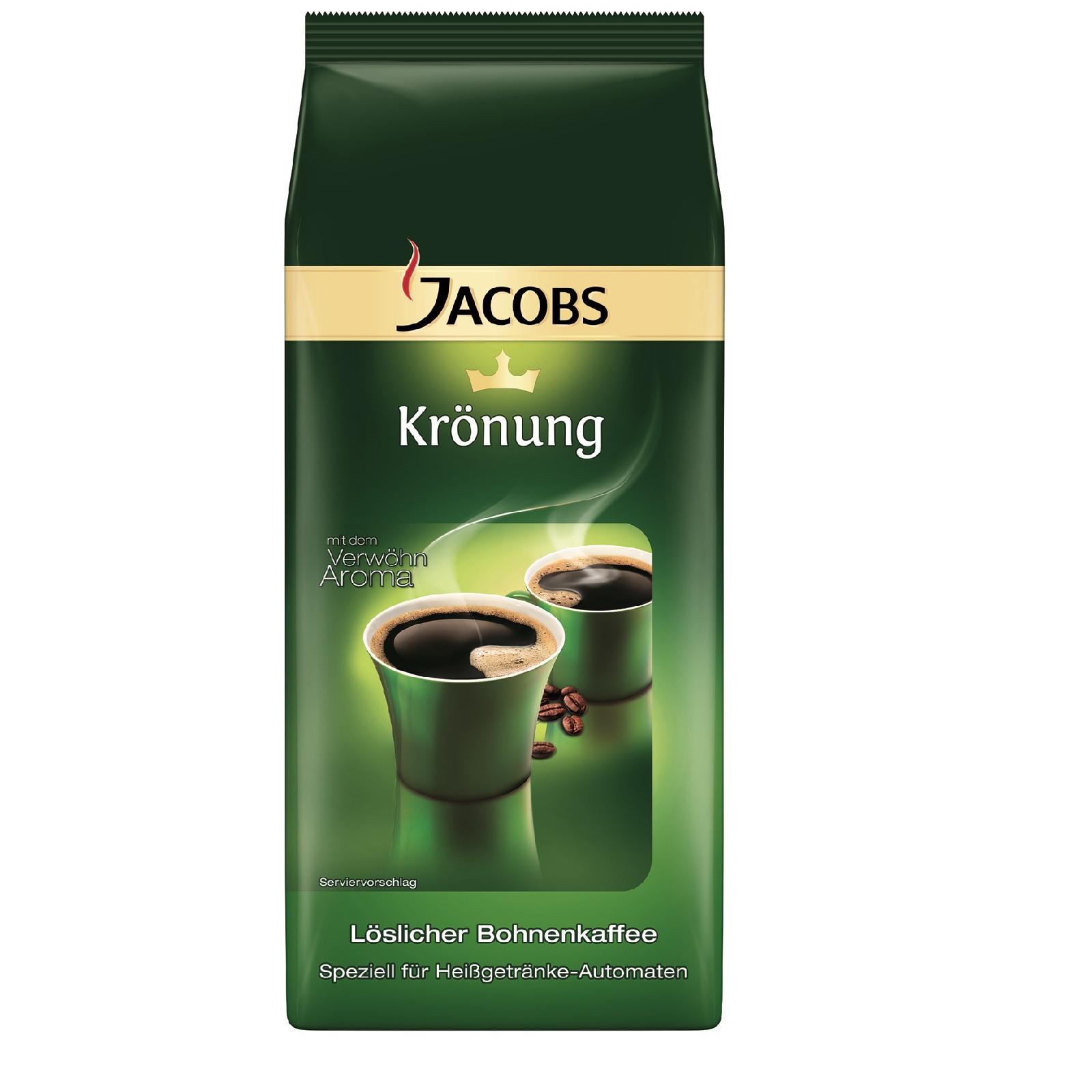 Tassen Jacobs Krönung : Jacobs kr?nung g instant kaffee vending automaten