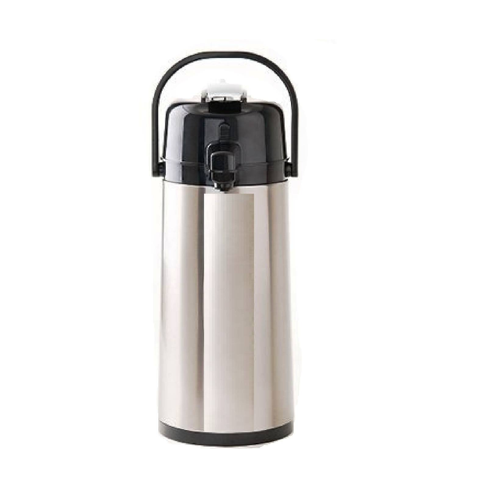 filterkaffeemaschine thermos m mit airpotkanne 2 2 l. Black Bedroom Furniture Sets. Home Design Ideas