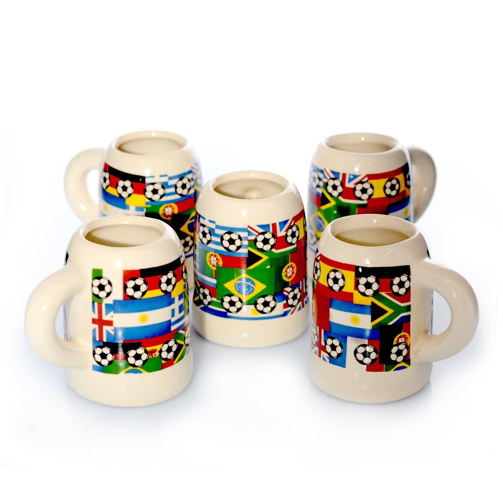 schnaps becher ma krug mit henkel keramik ca 4 cl. Black Bedroom Furniture Sets. Home Design Ideas