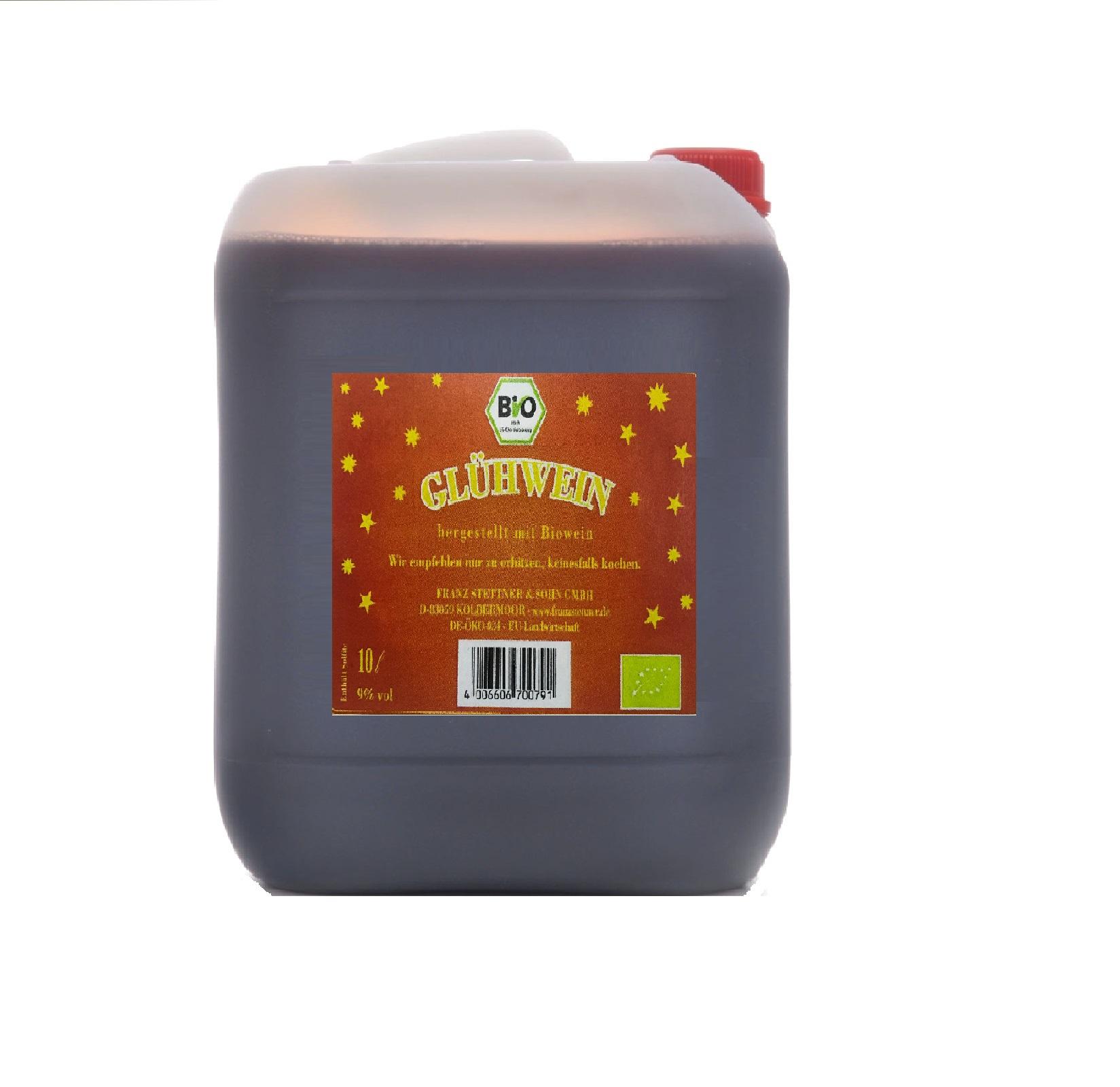 10 Liter Glühwein