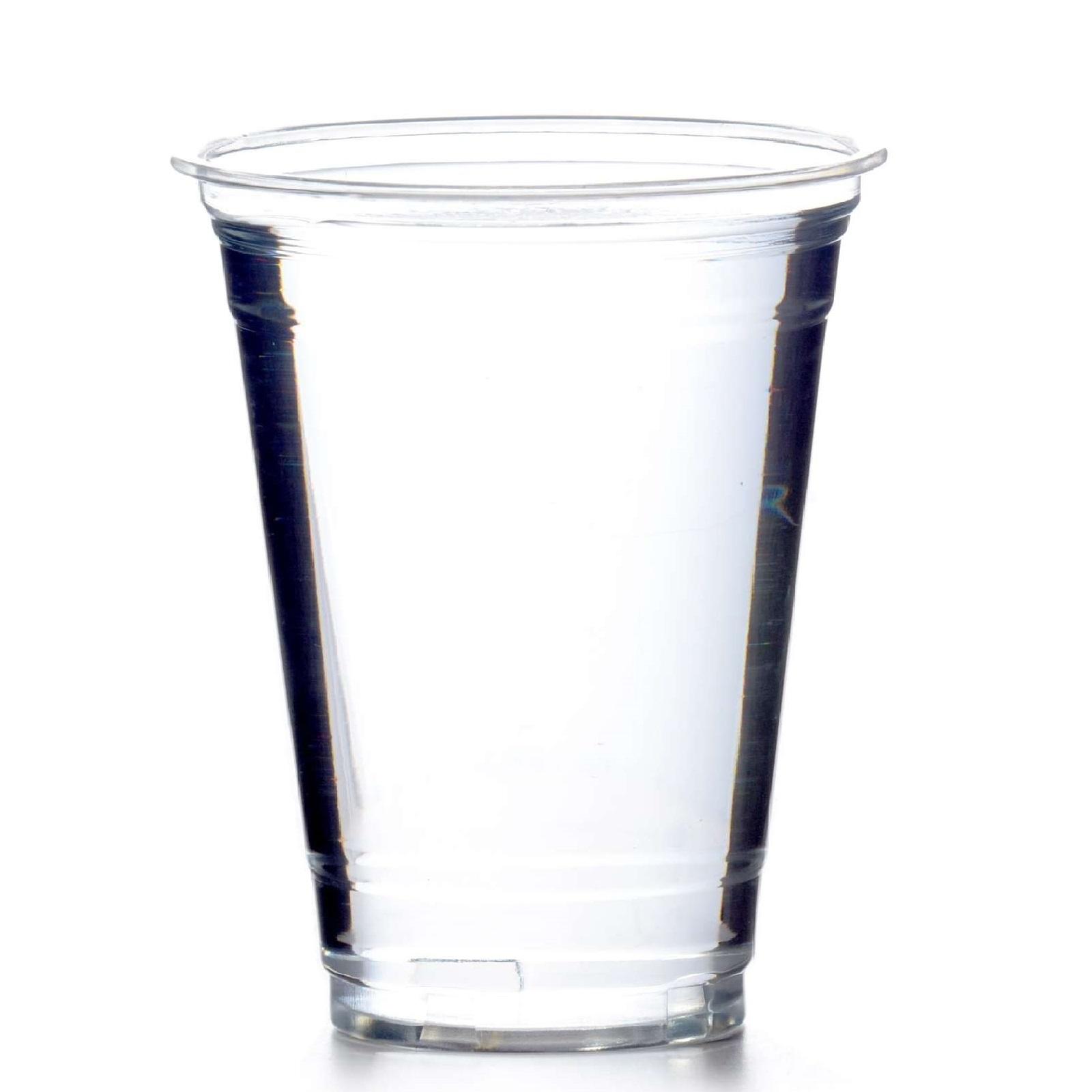 trinkbecher pet 0 4 l glasklar plastikbecher clear cups. Black Bedroom Furniture Sets. Home Design Ideas