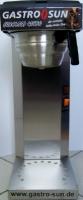Filterkaffeemaschine für Airportkanne Pumpkanne 2,2 l