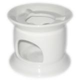 1 Melitta Tee Stövchen klein für Tee Kanne weiß, ARCO