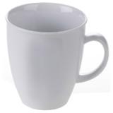 6 Melitta Porzellanbecher Tee 0,37 l weiß