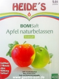 Apfelsaft BiB 5l Bag-in-Box Saftbox
