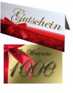 Geschenkgutschein im Wert von 100 Euro