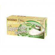 MASSIMO Cappuccino Classico Tassenportion 10x12,5g