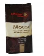 Schirmer Kaffee Mocca 1kg Kaffee gemahlen