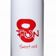 Fun acht Sweet Red Rheinhessen 6 x 750 ml 9,5 % vol