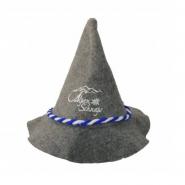 Alpenschnaps Filzhut das Original