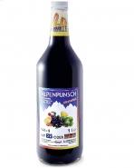 Alpenpunsch ohne Alkohol Konzentrat 1 : 8 Alkohofreier Punsch 1 Liter