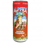Alpfex Limonade mit Kräutergeschmack 330ml Pfandfrei
