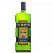 Becherovka Kräuterlikör 1 Liter Likör 38% vol