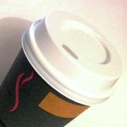 Coffee- To- Go- Espresso- Deckel Ø60mm Kunststoff, 100Stk