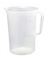 Kaffee Meßbecher 2,2 Liter Kunststoff