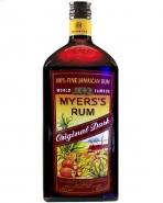 Myers's Rum Original Dark 1l Jamaica Rum