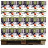 1 Palette Glühwein Bratapfel 63 Bag in Box je 10 Liter 9% vol