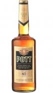 Pott 40 Rum 1 Liter Flasche 40%