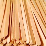 Rührstäbchen Holz 140mm Kompostierbar 100 Stück