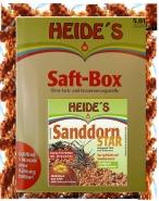 Sanddornsaft Heide Saft-Box 5 Liter Bag-in-Box