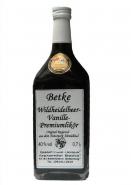 Fränkischer Wildheidelbeer Vanille Premiumlikör Betke 0,7 L