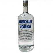 Absolut Vodka 4,5 Liter Magnum Flasche XXL