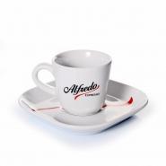 Alfredo Espresso Obertasse mit Untertasse 1 Stk.