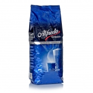 Alfredo Espresso Cremazzurro 1 kg ganze Kaffee-Bohne