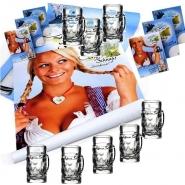 Alpenschnaps Fan-Paket das Original aus dem Alpenland